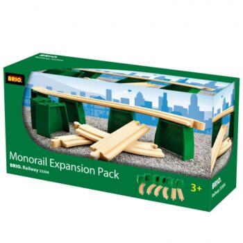 BRIO Monorail Expansion Pack