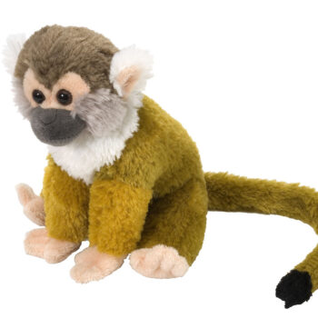 Squirrel Monkey bamse fra Wild Republic