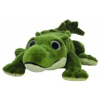 Alligator bamsen leveres hurtigt af Legetøj Online og produceres af Wild Republic