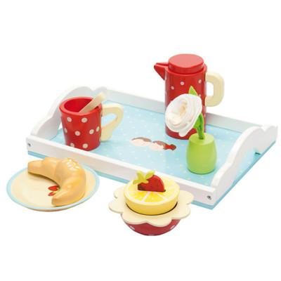 Bakke med morgenmad fra Le Toy Van, legemad hos Legetøj Online