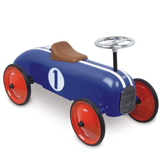 Den blå Vilac gåbil retromodel fra Legetøj Online med fri fragt