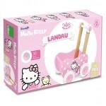Emballagen til Hello Kitty gåvogn fra franske Vilac leveret fra Legetøj Online