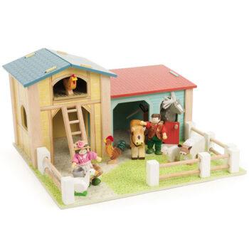 Den lille bondegård fra Le Toy Van