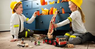BRIO builder er udvilklende legetøj for dine børn