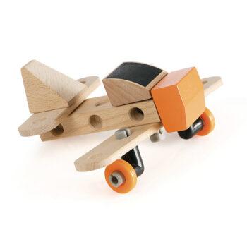 byg selv fly fra BRIO