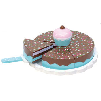 Stor og tung chokoladekade fra JaBaDabaDo
