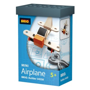 BRIO builder flyvemmaskine emballage