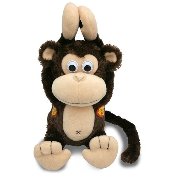 En meget kittlig abe
