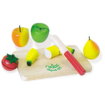 Frugt og grøntsagssættet fra Vilac