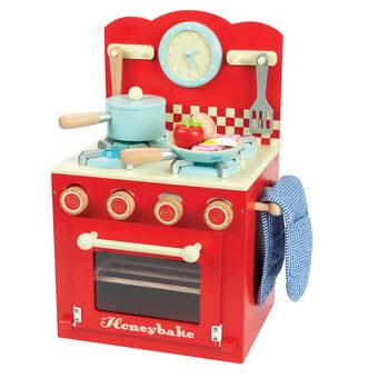 Honeybake legekomfur fra Le Toy Van rigtigt kvalitets legetøj