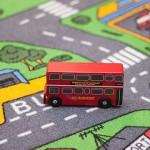 London dobbeltdækkerbus som legetøjsbil fra Le Toy Van
