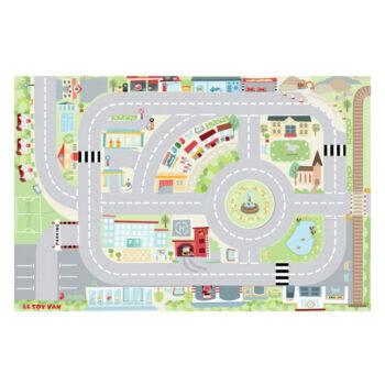 My First Town legetæppe fra Le Toy Van sælges her af Legetøj Online