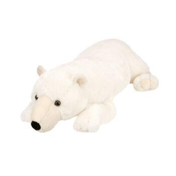 Stor isbjørn bamse fra Wild Republic