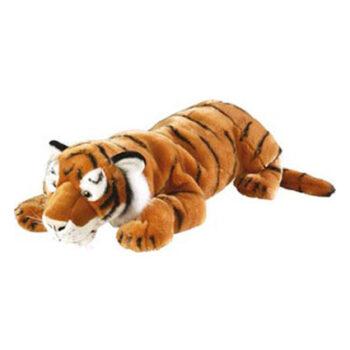 Stor bamse som er tigeren fra Wild Republic sælges her af Legetøj Online