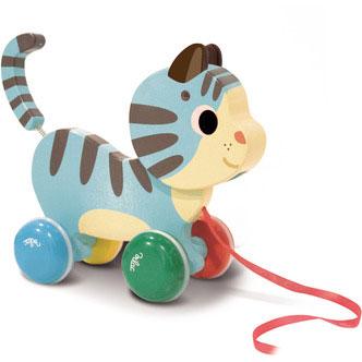 Mød her trækdyret Marcel, kvalitets legetøj fra franske Vilac